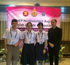 EP-MEP Northeastern Regional English Debate Competition